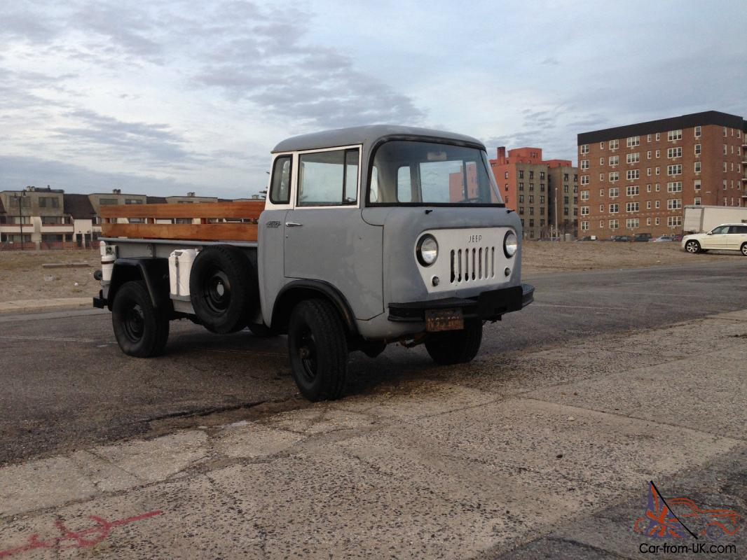 Jeep Fc For Sale >> 1964 Jeep Fc170 Fc 170 Forward Control Willys Rare