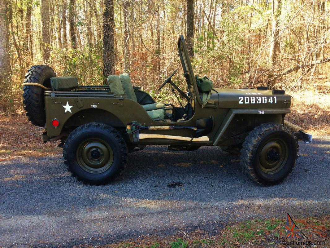 Military Jeep For Sale >> 1950 Willys M38 Mc Army Military Jeep