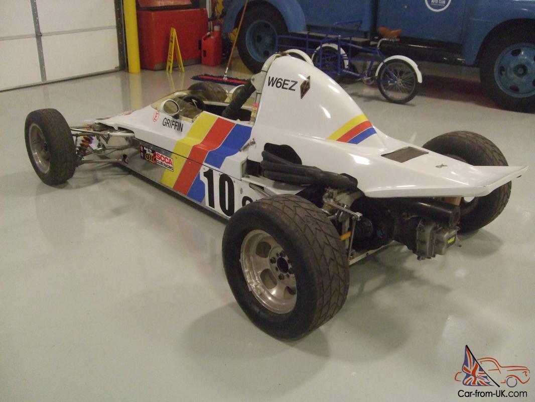 Formula Ford For Sale >> 1974 Lola T340 Formula Ford Race Car
