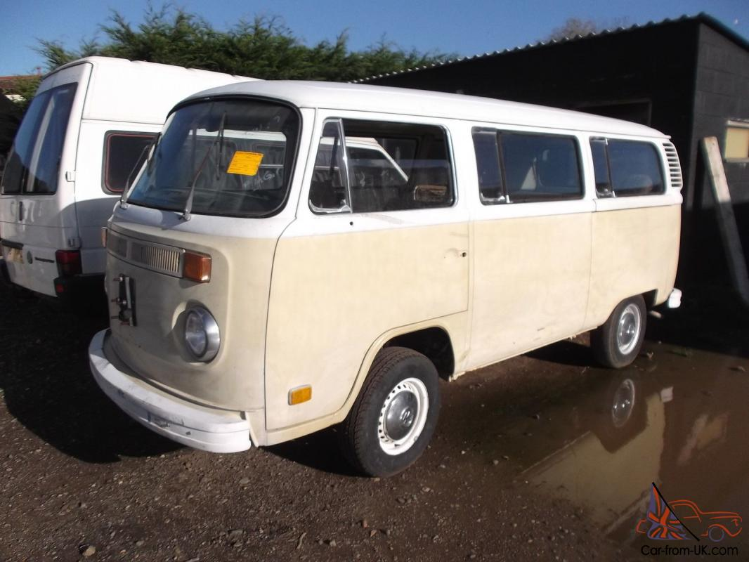 1972 VW BAY WINDOW BUS CAMPER VAN DRY NEW MEXICO IMPORT 100% RUST FREE