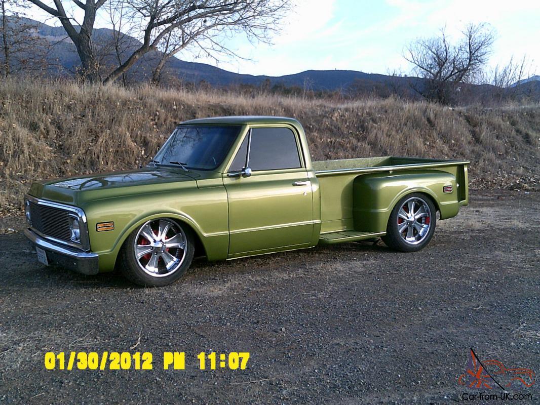1970 Chevy Custom Truck