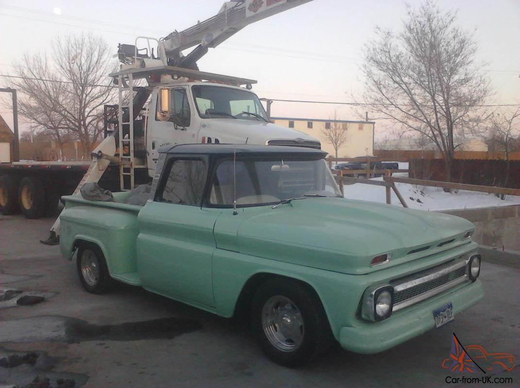 1963 Chevy C10 Truck Short Bed