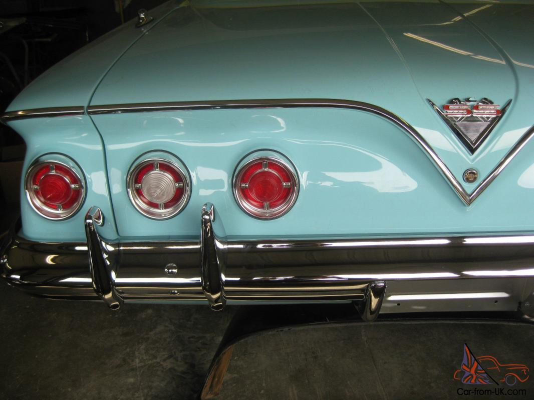 All Chevy 63 chevy 409 : Chevrolet Chevy Impala Super Sport SS 409 61 Bubbletop 62 63 64 60 ...