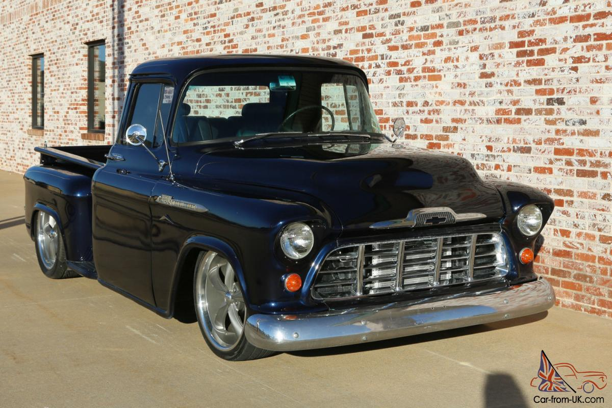 1956 Chevrolet 3100 Swb Pickup Truck