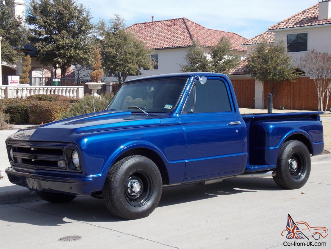 Lowered Chevy Trucks Lookup Beforebuying 1966 C10 Truck Slammed 1967 Short Bed Step Side
