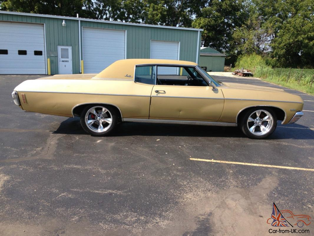 Chevrolet, Impala, muscle, car, great, condition, high performance ...