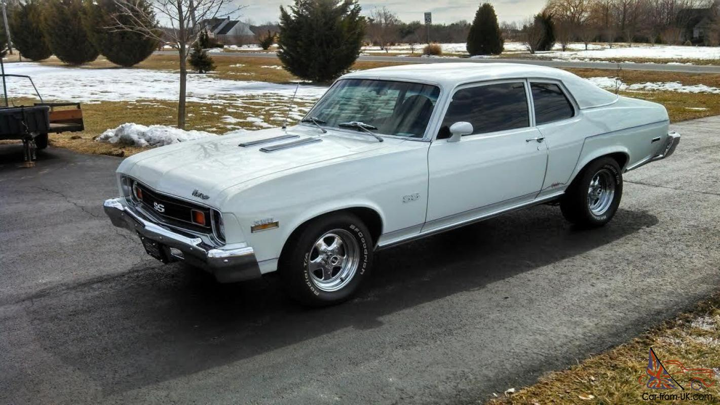 All Chevy 1973 chevy nova : Chevy Nova SS 1974