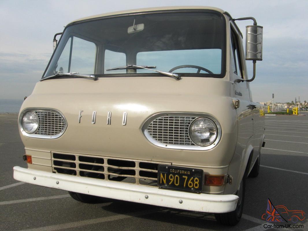 1964 Ford Econoline Pickup 61 62 63 65 66 67 GARAGE KEPT NO RUST old truck
