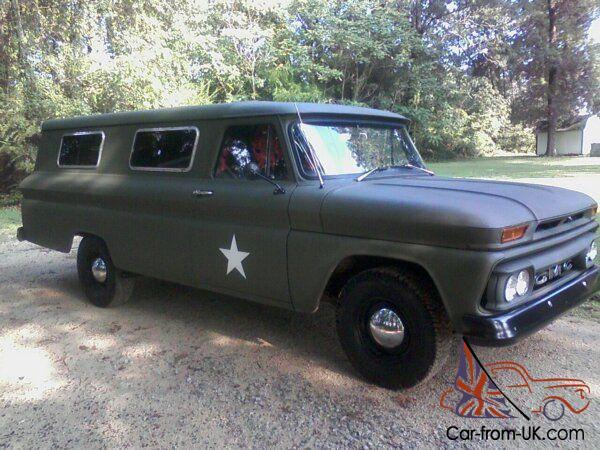 1966 GMC Panel Truck $15,000 or best offer!