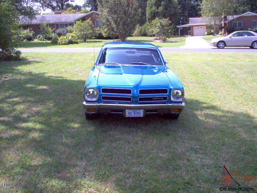 1971 Pontiac Ventura Ii