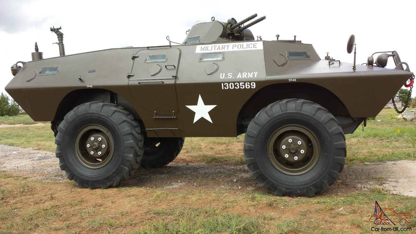 V100 Commando Armored Car, M706, 1972 Cadillac Gage, Military Police,  Vietnam
