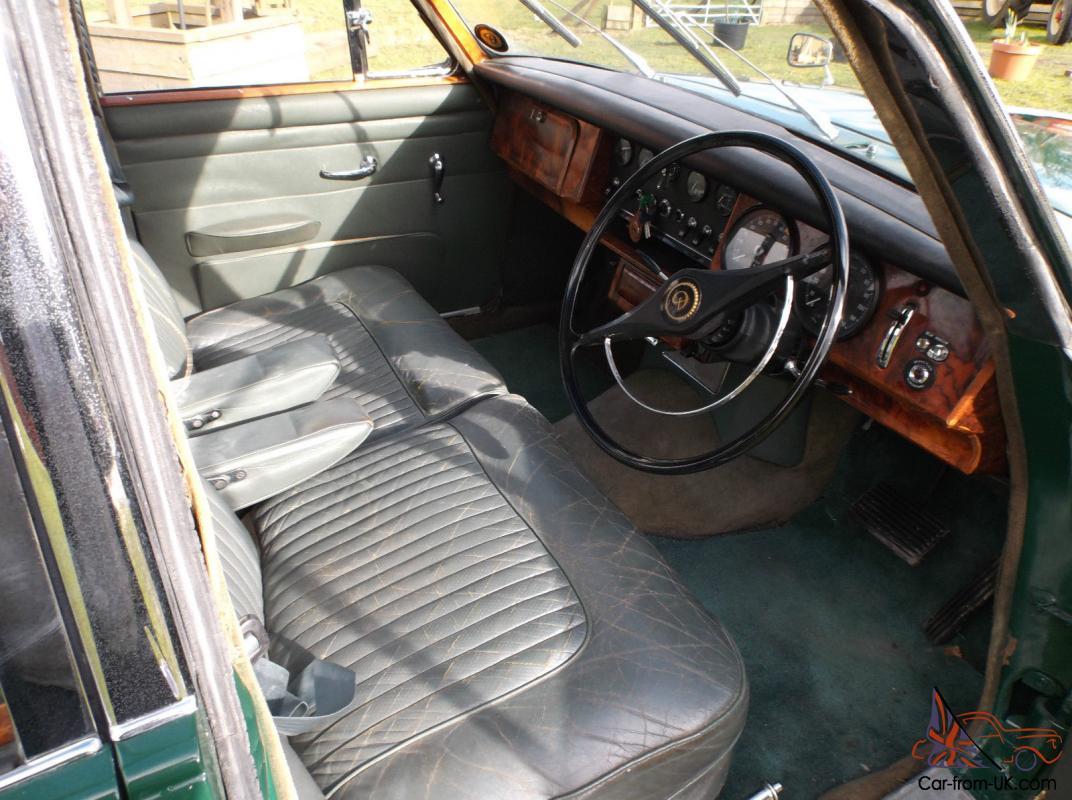 Vw Specialist Near Me >> 1968 DAIMLER 250 V8