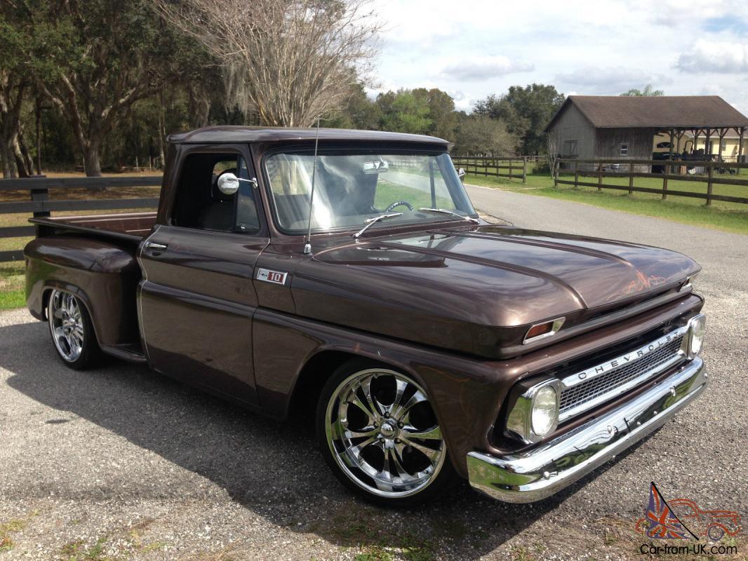 All Chevy 94 chevy stepside : Chevy Step side Frame off restoration custom retro street rod ...