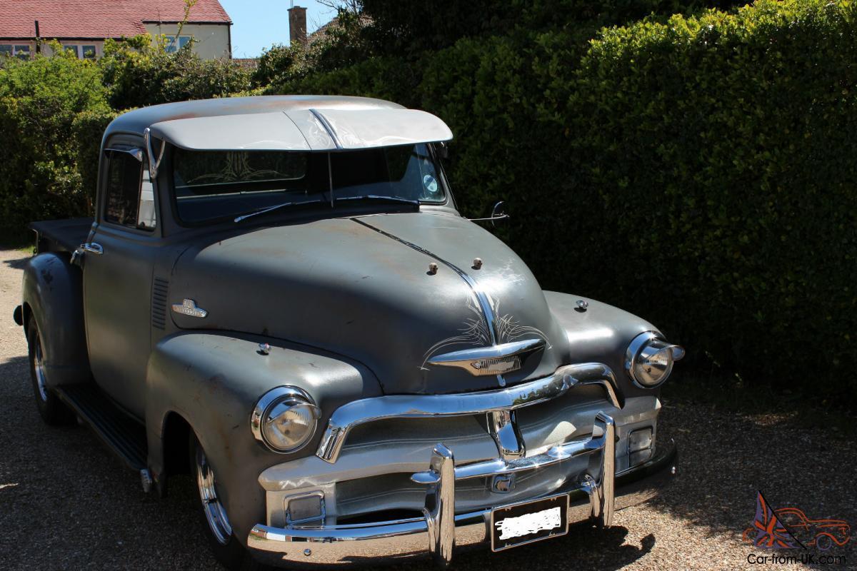 All Chevy 1955 chevrolet 3100 : 1955 Chevrolet 3100 Stepside