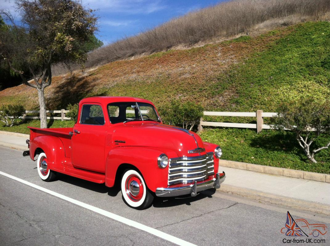 Chevy 3100 Pickup Truck 5 Window On 1956 Wiring Diagram 1949 Lowrider 1950 Chevrolet Frame Off Restored Rh Car From Uk Com