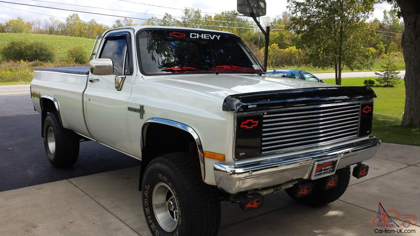 Chevy Truck 4X4