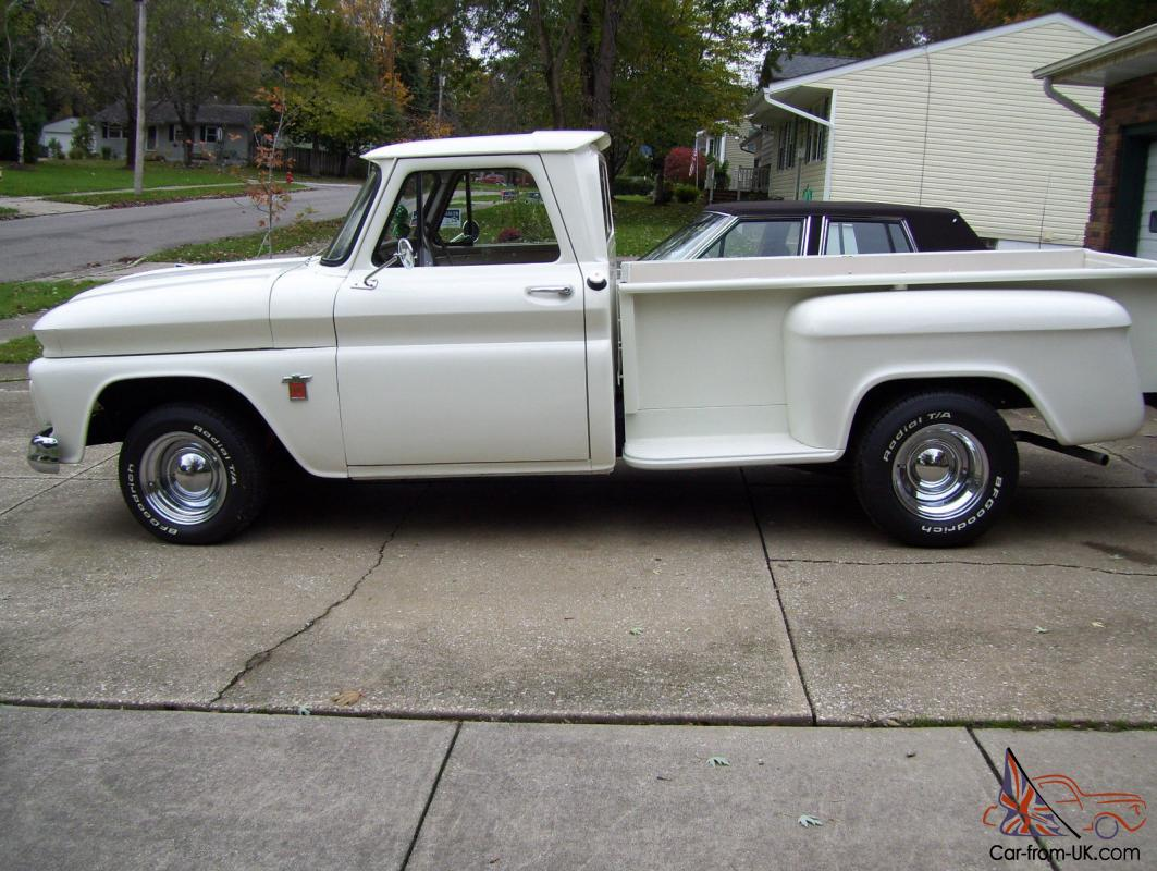 Truck 64 chevy truck for sale : 1964 CHEVY C-10 STEP SIDE LONG BED