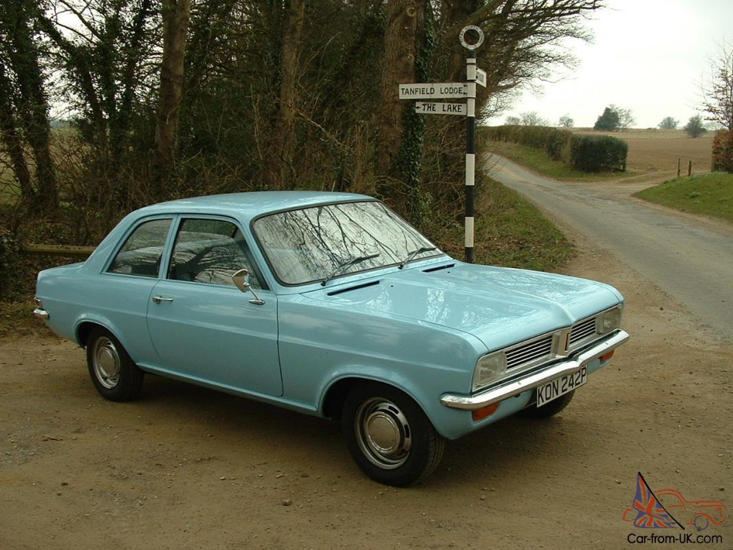 Image result for Vauxhall Viva 1980