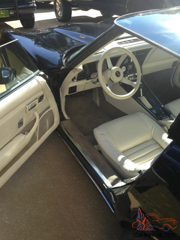 Water Pump Car Cost >> 1979 L-82 Corvette T-Top New Interior Black with Oyster ...