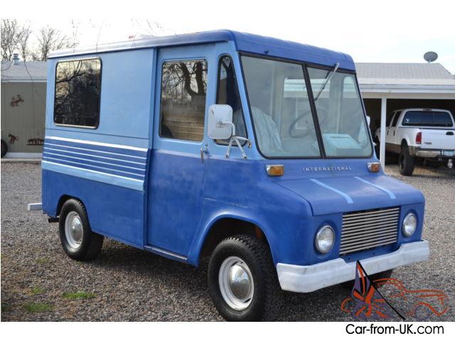 Step Vans For Sale >> Metromite Classic Panel Van Delivery Box Step Van Vintage Truck No