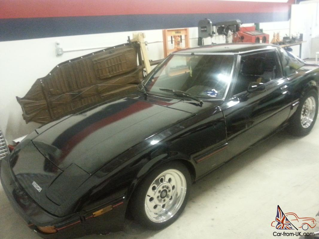 Street Legal Race Cars For Sale >> 1985 Mazda Rx 7 Gsl Se Street Legal Race Car No Reserve