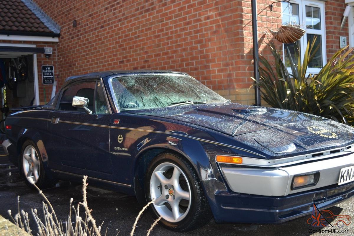 Bryant Car Stereo >> stunning and rare triumph TR7 TR8 convertible, no car swap ...