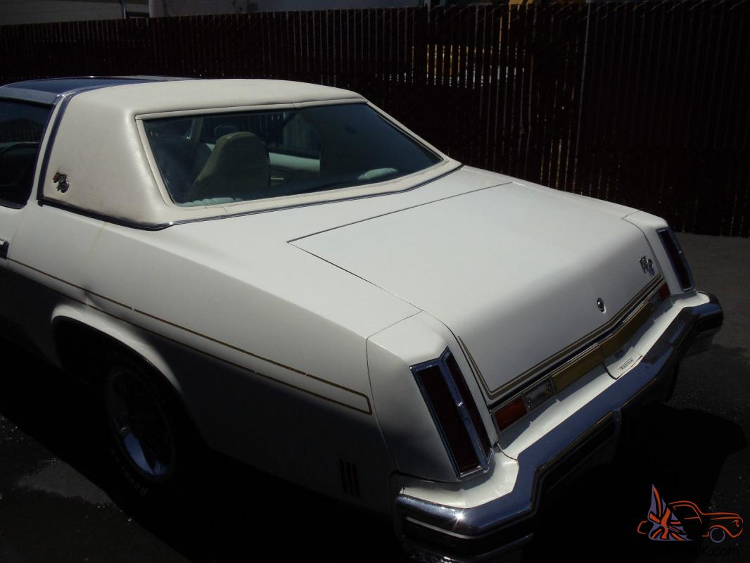 Oldsmobile Cutlass Hurst Olds W 25 1973