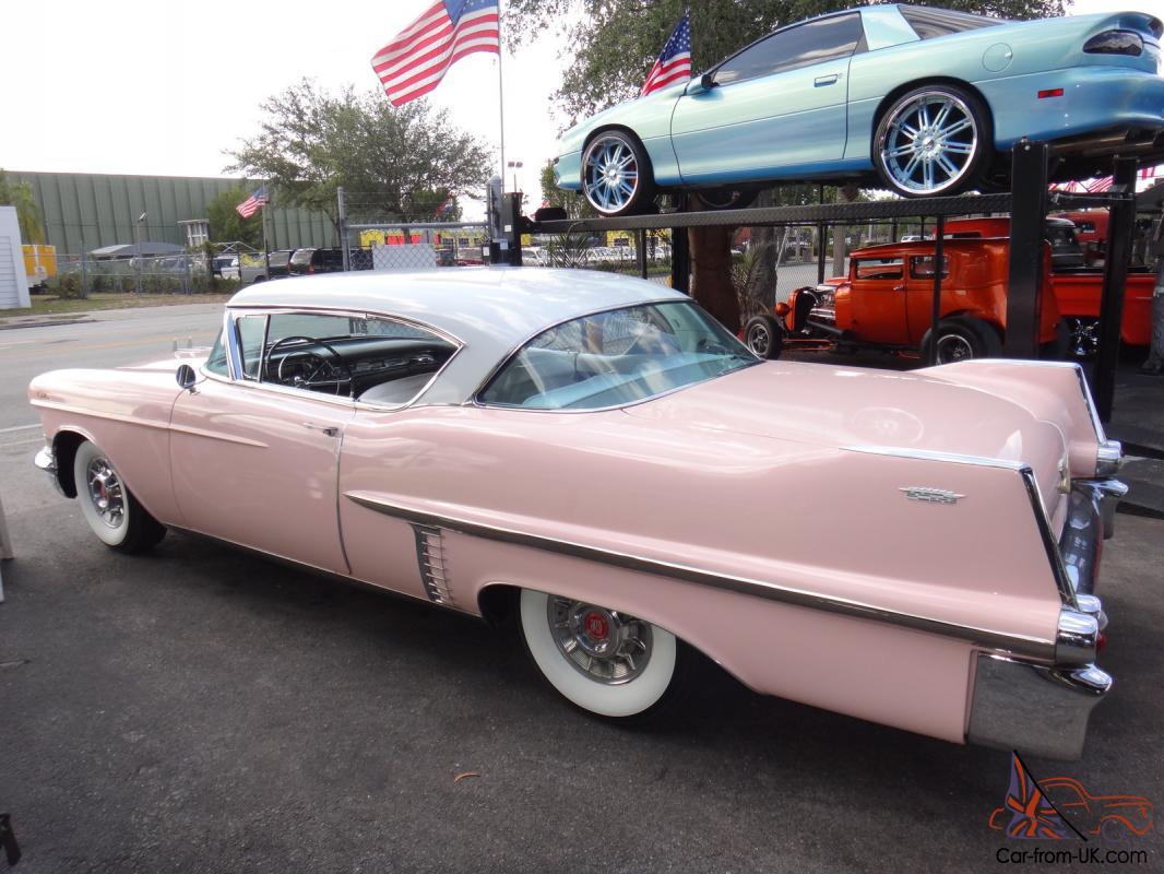 Cadillac Car Shows >> 1957 Cadillac Deville 62 Series Rust Free Florida Car Show Car Big Fin Cadillac