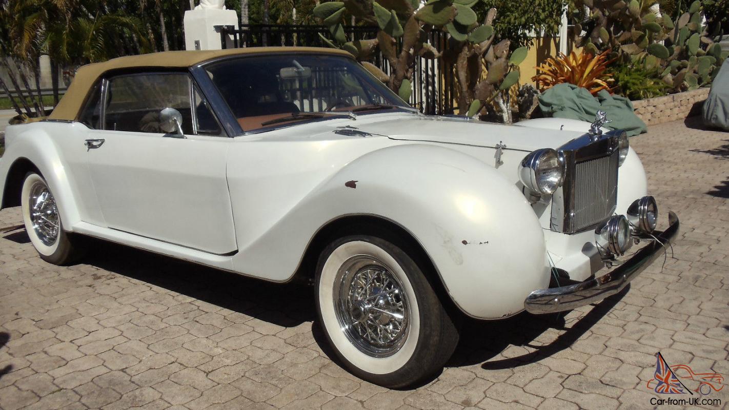 1950 S Rolls Royce Replica Kit