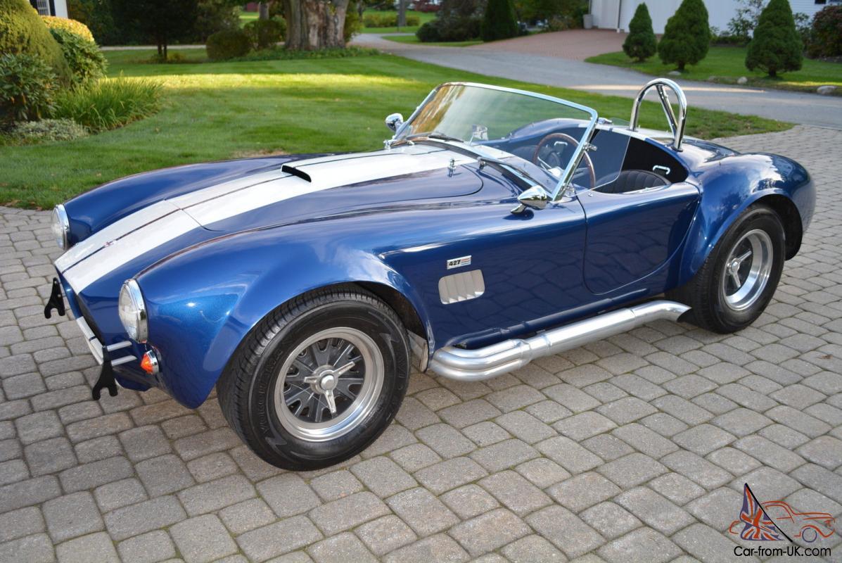 1965 Shelby Cobra Replica by Unique Motorcars