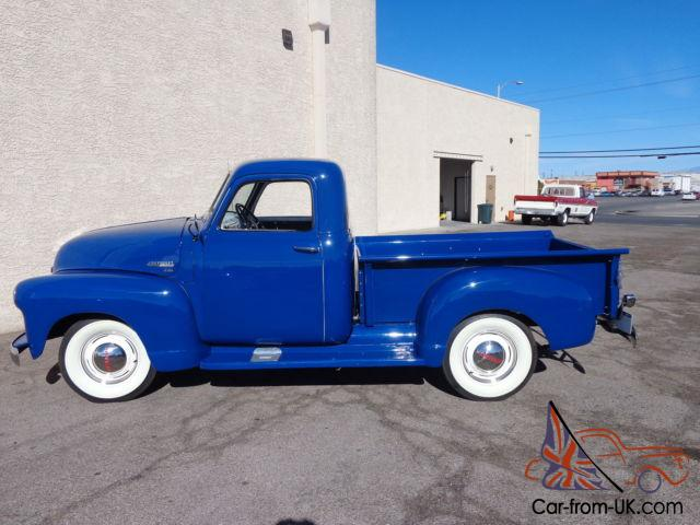 1950 Chevrolet 3100 Shortbed Pick Up - Las Vegas -4133
