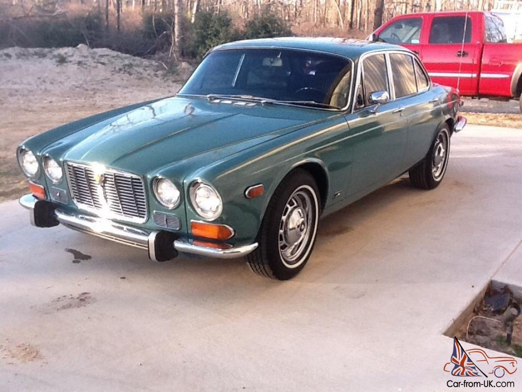 1973 Jaguar XJ6 Base 4.2L