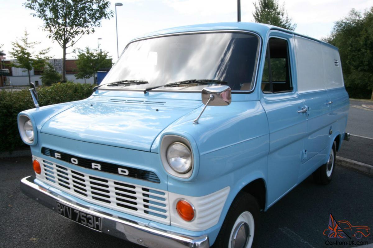 closer at outlet for sale reasonably priced Ford Transit Mk1