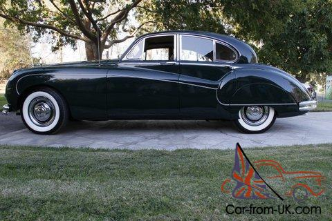 1961 Jaguar Mark IX Saloon