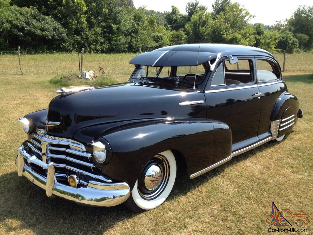 Coupe 1948 chevy stylemaster coupe for sale : Chevrolet Stylemaster, Fleetmaster, Fleetline, Bomb, Cholo