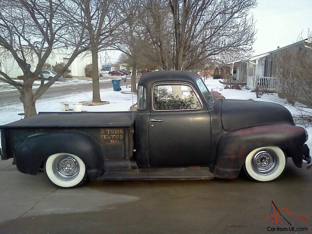 1949 Chevy Rat Rod