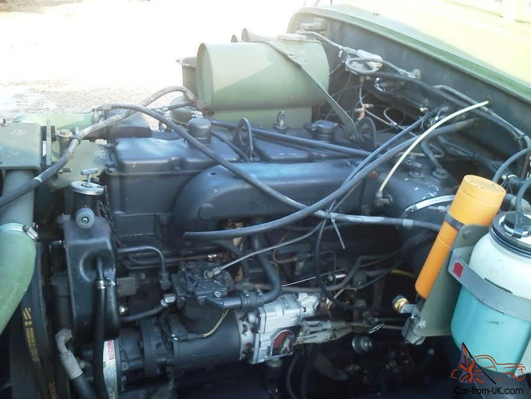 Monroe Truck Equipment >> 1986 military 6x6 truck machine shop bug out camper ...