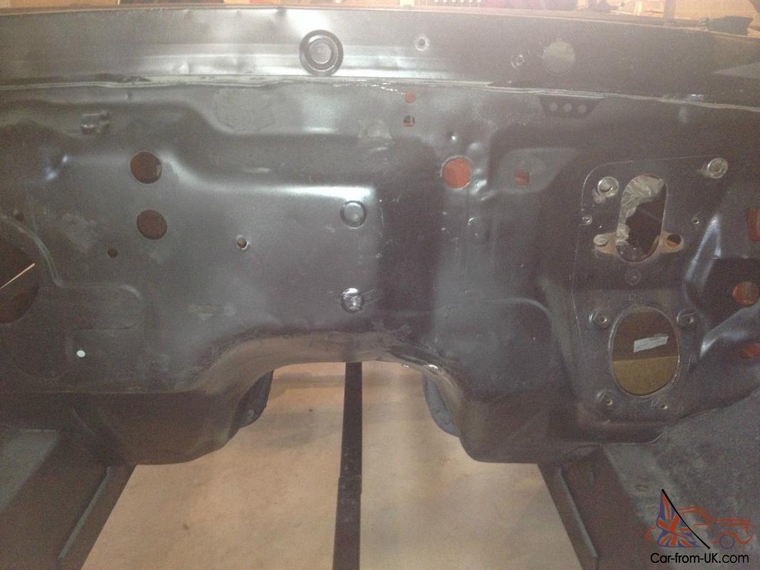 1970 Mustang Fastback Body For Sale