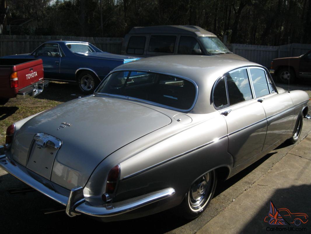 1967 Jaguar 420 G 35,377 miles