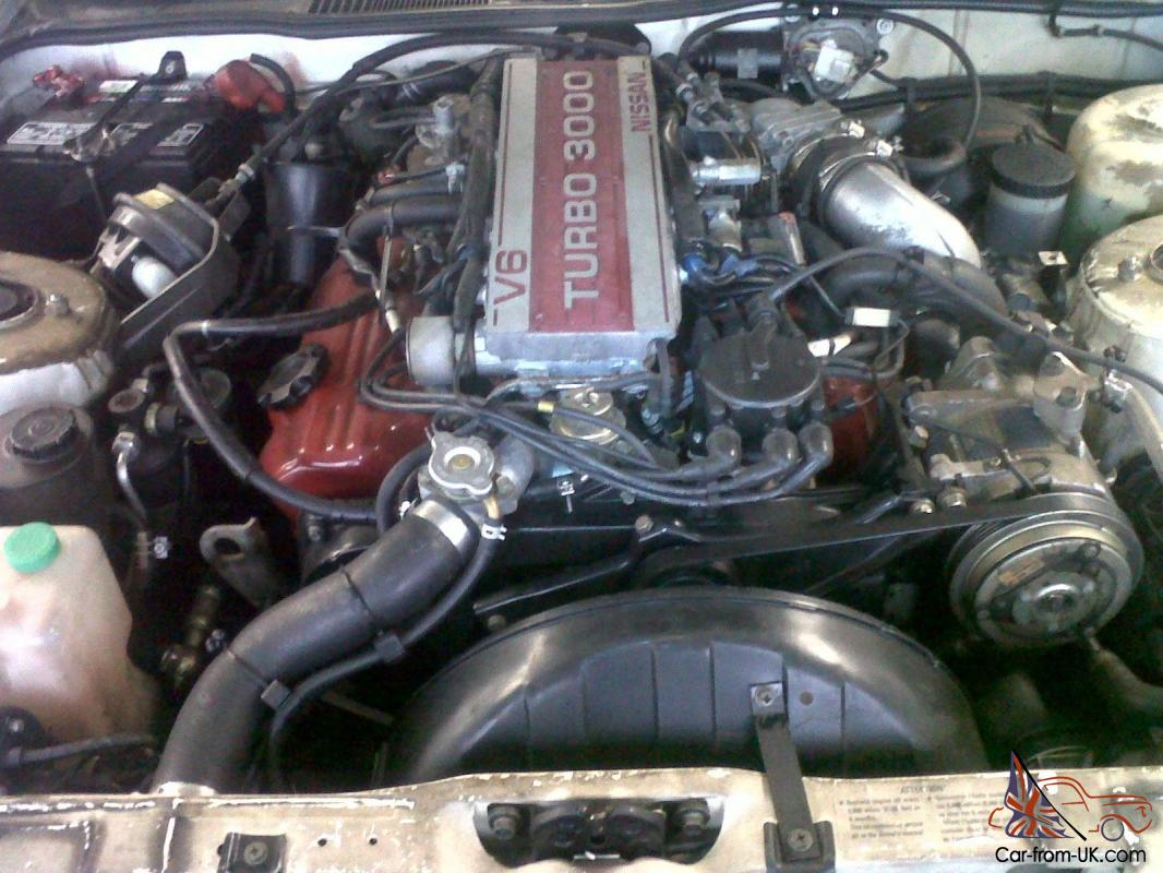 1988 Nissan 300ZX Turbo Coupe 2-Door VG30ET Engine 205HP Limited Production