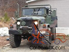 1968 bobbed M35A2 deuce and a half @NICE@