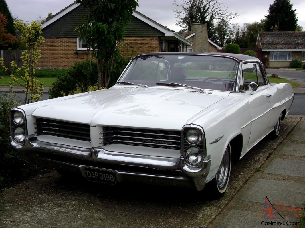 Pontiac Parisienne 1964 Hot Rod Cool 60 S Classic Red Flake Roof