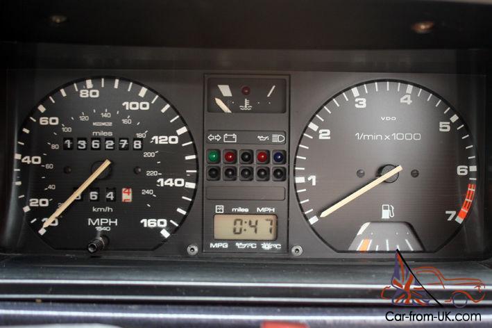 The Original Volkswagen Scirocco Storm Mk2