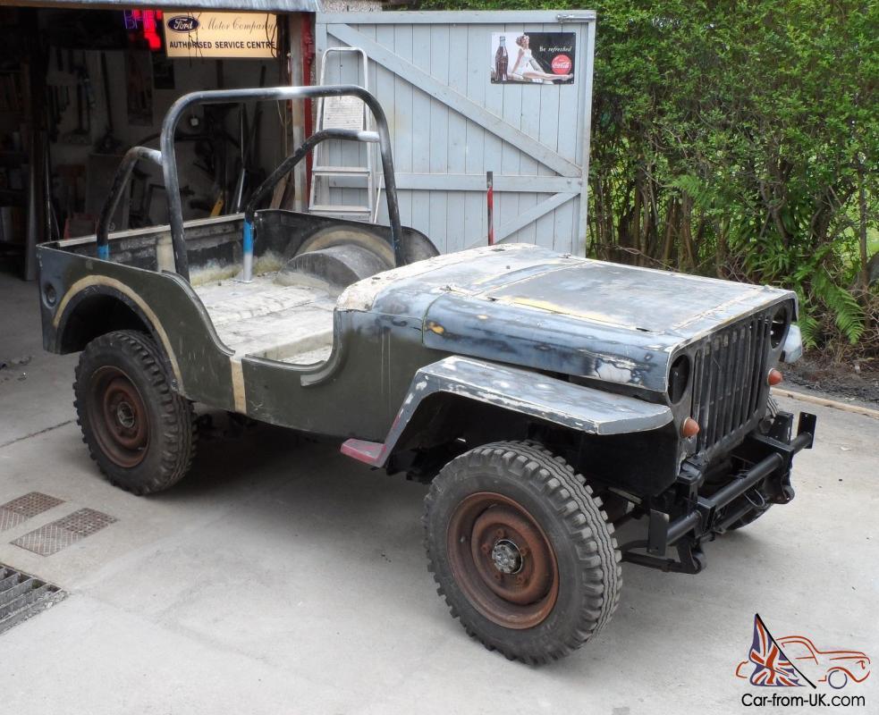 Willys Jeep For Sale >> Suzuki Sj Jago Willys Jeep Replica Real 4x4