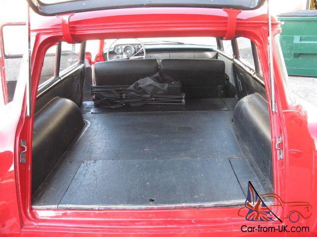 1957 Chevrolet Windowed Sedan Delivery Very Rare