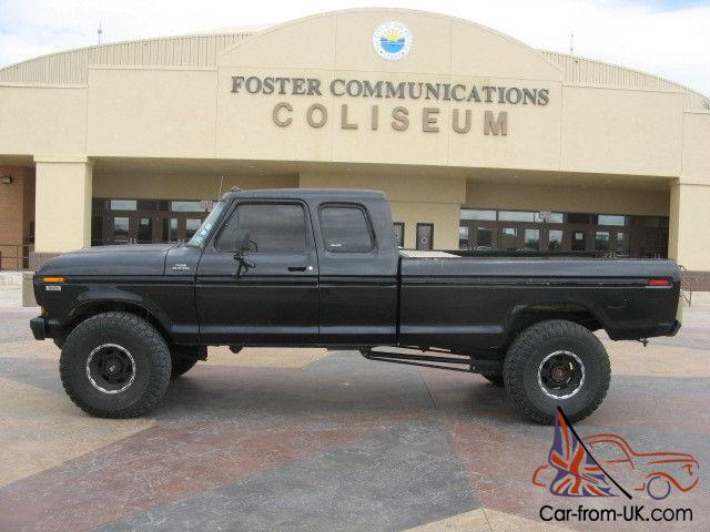 1978 Ford F250 >> 1978 Ford F250 Super Cab 4 Wheel Drive 7 3 Diesel Conversion With 5 Speed Tran