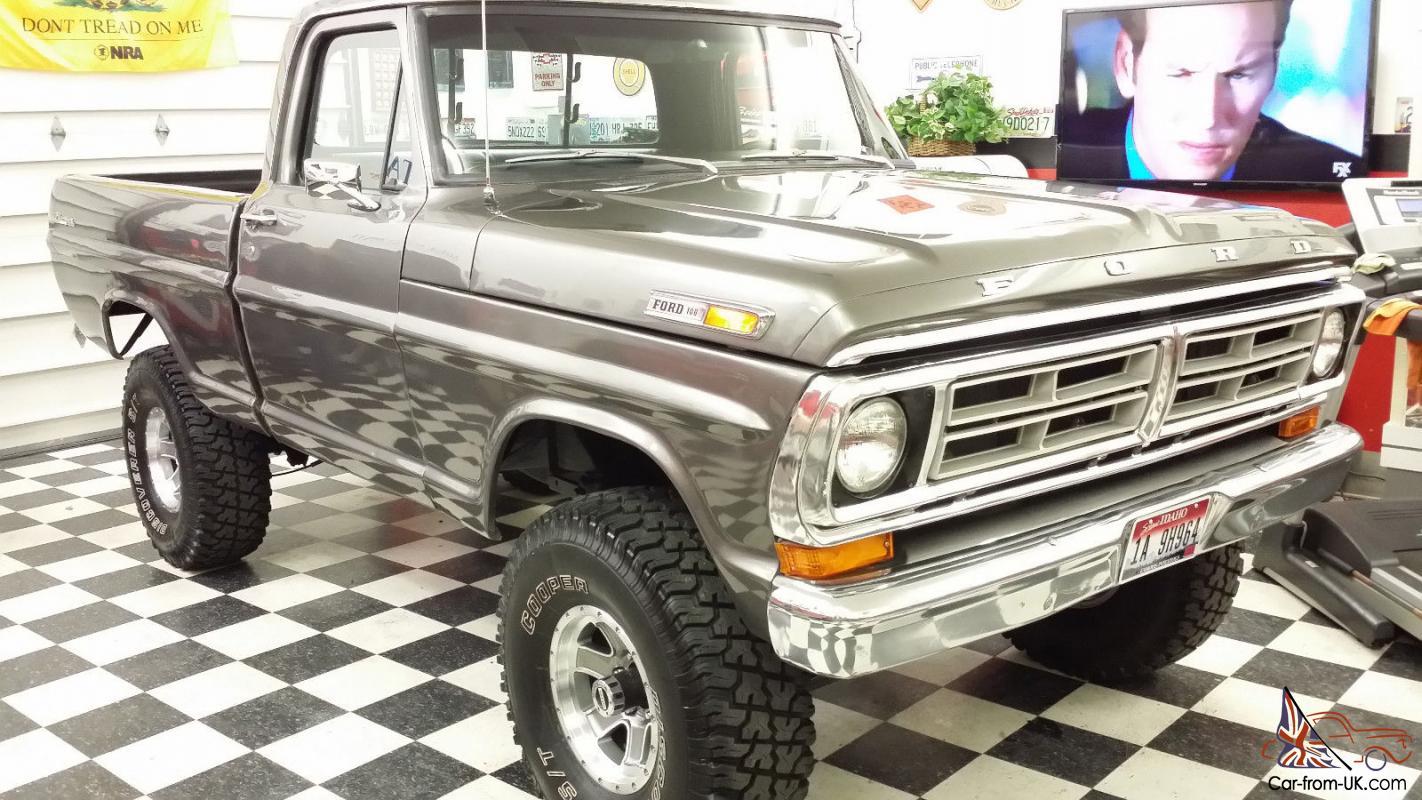 1970 Ford Highboy 4x4