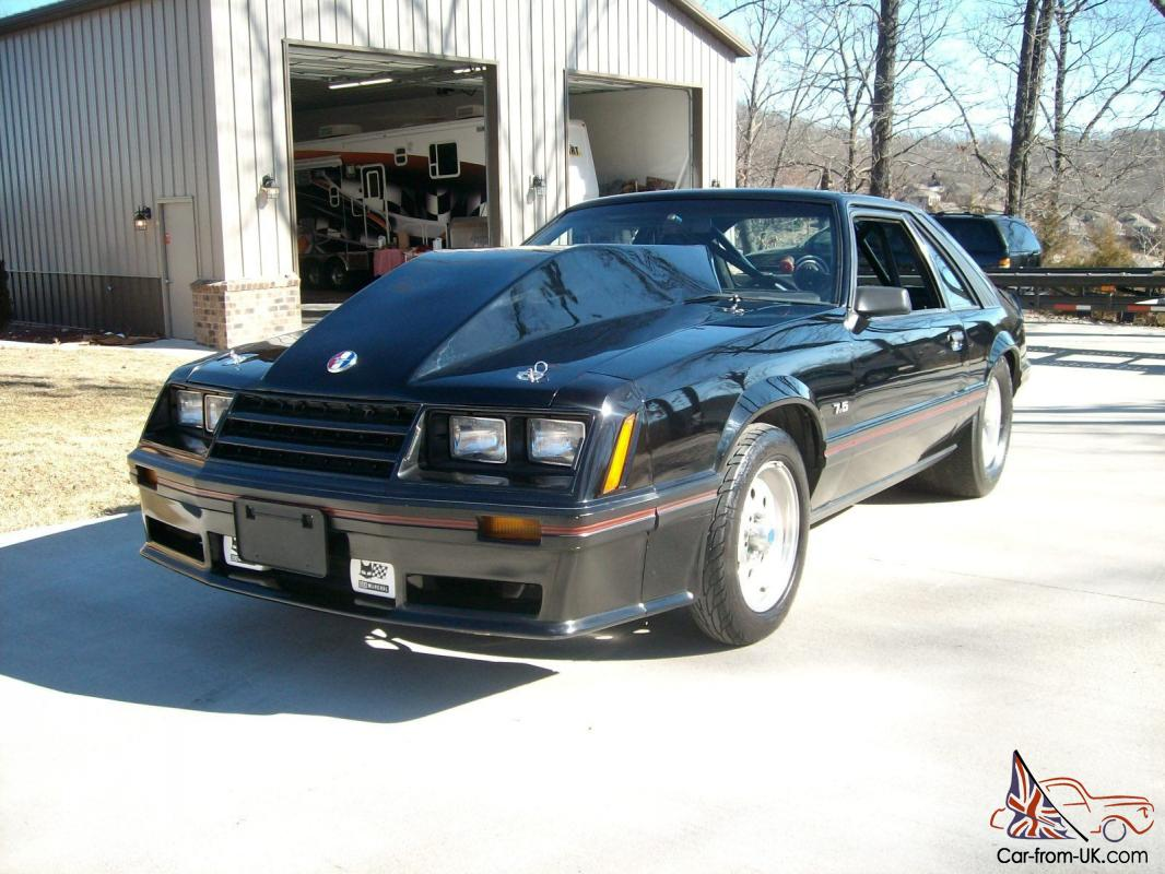1982 Ford Mustang Gt Pro Street 474 Cu In All New