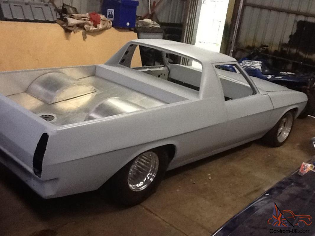 HQ UTE 1974 HJ HX HZ Tubbed Drag Show Project Restoration Chev BBC SBC Must  SEE