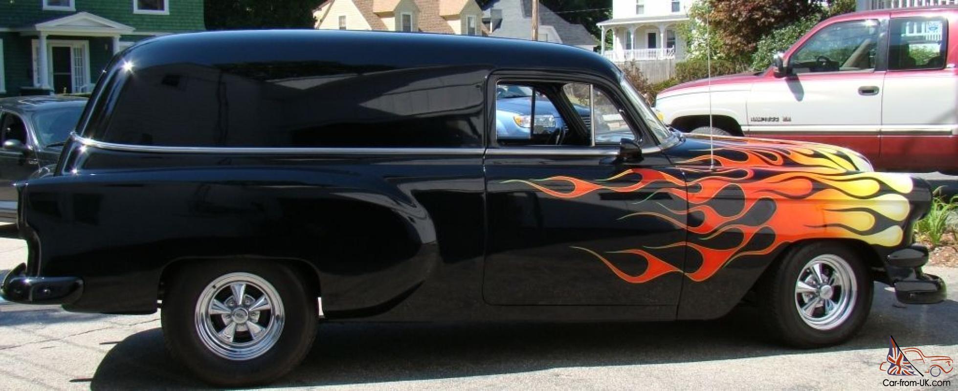 1954 Chevrolet Sedan Delivery Hot Rod